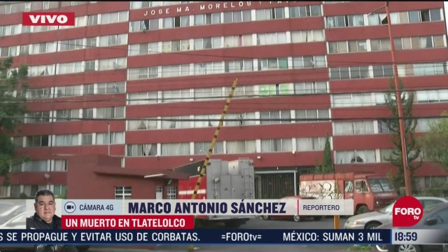 FOTO: Elementos de SSC de la CDMX hallaron el cuerpo de una mujer de aproximadamente 60 años de edad en un departamento en Tlatelolco, quien al parecer llevaba entre 8 y 10 días muertahallan a mujer en un departamento en tlatelolco