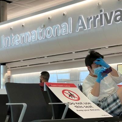 Reino Unido impondrá multas a quien no respete la cuarentena al llegar al país