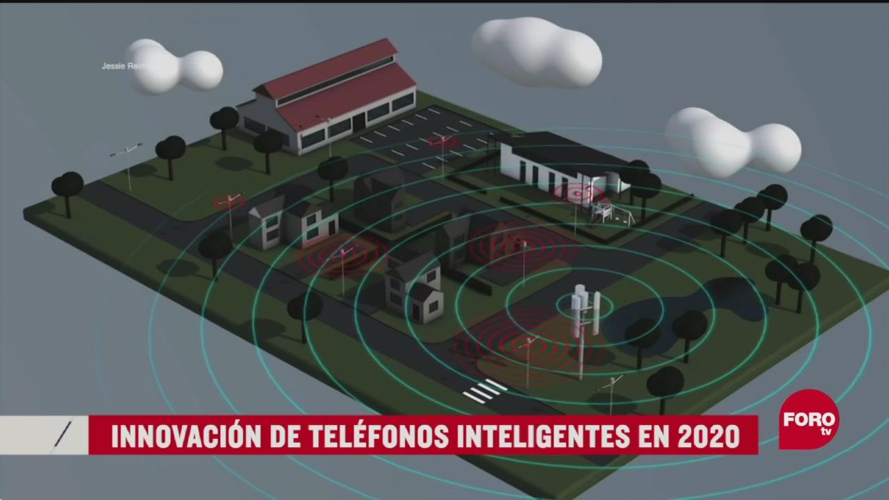 FOTO: 23 de mayo 2020,innovacion en telefonos inteligente en
