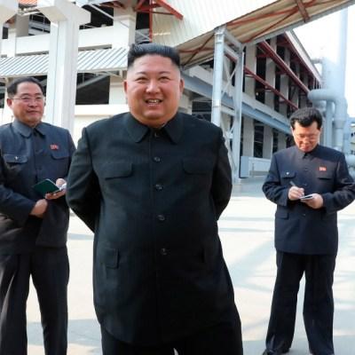 Inteligencia surcoreana cree que ausencia de Kim Jong-un pudo estar ligada con el coronavirus