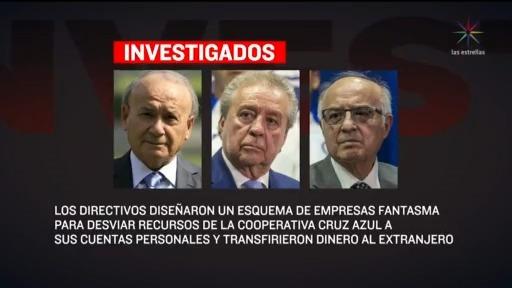UIF investigan a directivos de Cruz Azul por transferencias