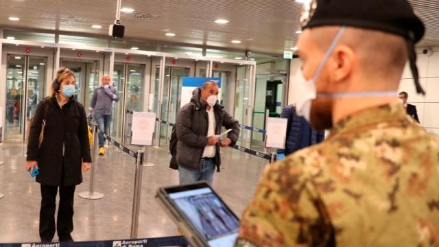 Italia reabrirá fronteras el 3 de junio sin cuarentena