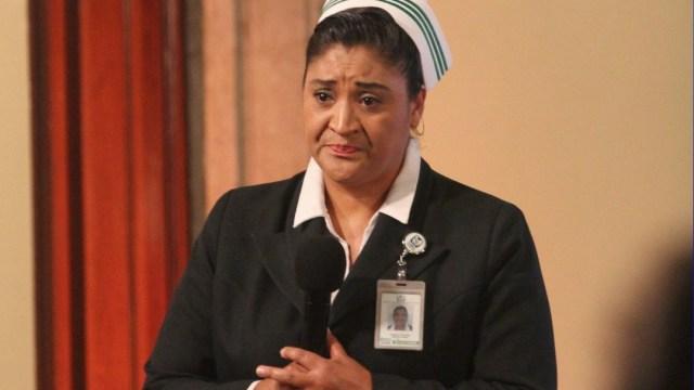 Fabiana Maribel Zepeda Arias, jefa del Programa de Enfermería del IMSS. Cuartoscuro