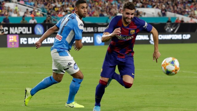 España anuncia que LaLiga reanudará la semana del 8 de junio. (Foto: AP)