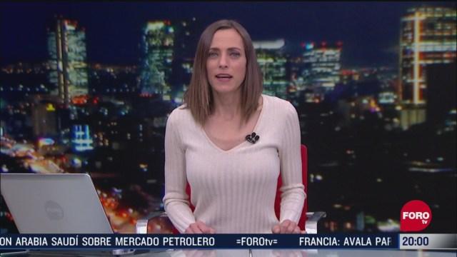 Foto: Las Noticias Ana Francisca Vega Programa Completo Forotv 13 Mayo 2020