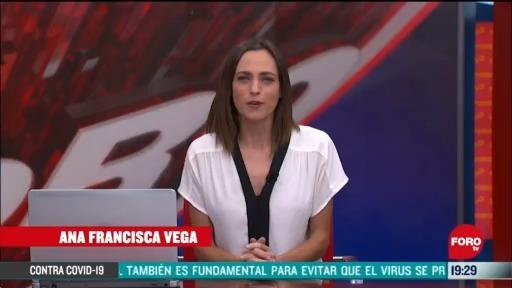 Foto: Las Noticias Ana Francisca Vega Programa Completo Forotv 20 Mayo 2020