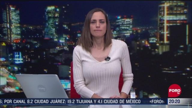 Las Noticias Ana Francisca Vega Programa Completo Forotv 27 Mayo 2020