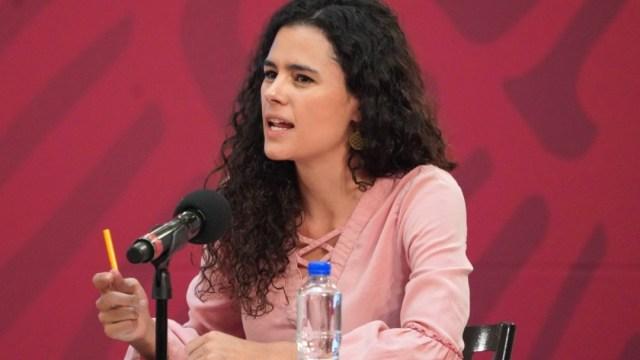 Para finales de mayo, 120 mil mdp a 25 millones de familias: Luisa María Alcalde