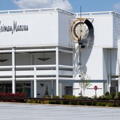 Tienda de departamentos de lujo Neiman Marcus se declara en bancarrota en EEUU