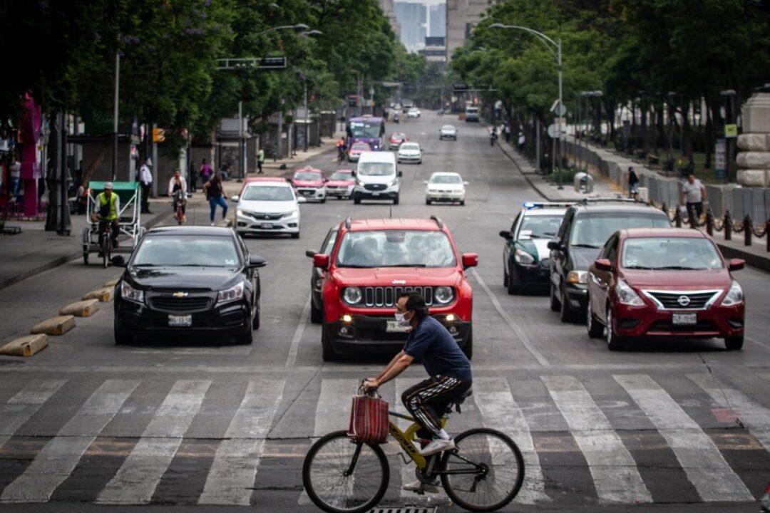 Nueva Normalidad México y Semáforo Covid Foto Mayo 2020