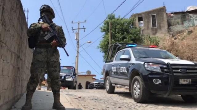 FOTO: Buscan a 10 elementos de Seguridad Pública desaparecidos en Colima, el 30 de mayo de 2020