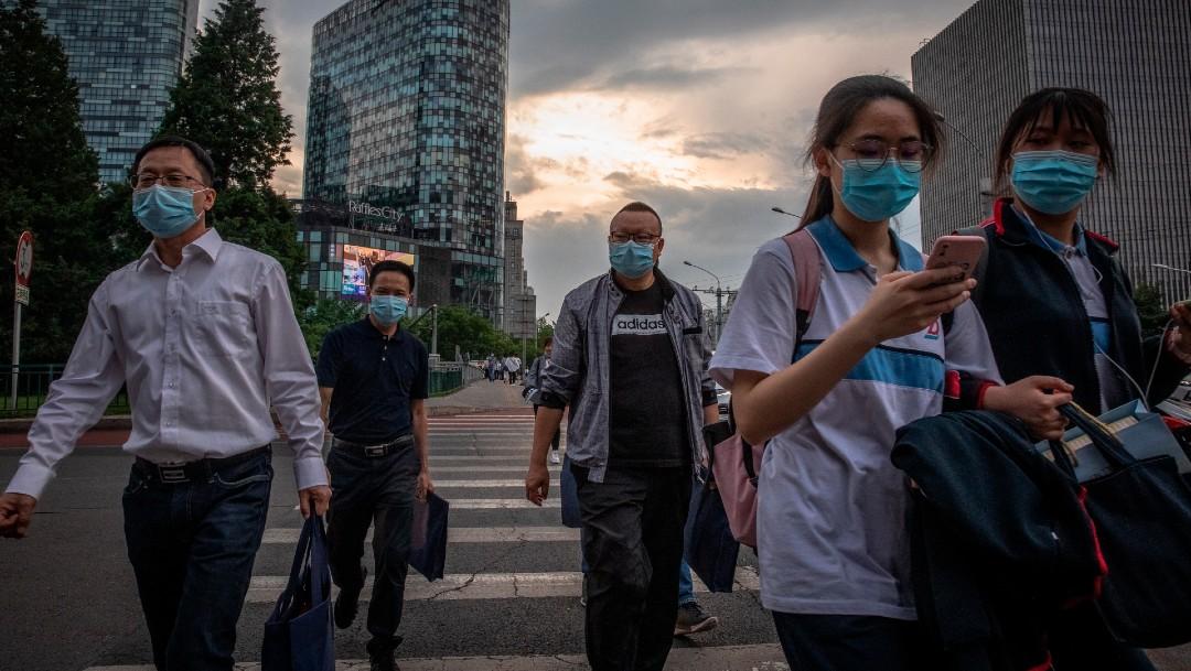 Foto: Primeras pruebas de una vacuna china contra coronavirus dan resultados positivos