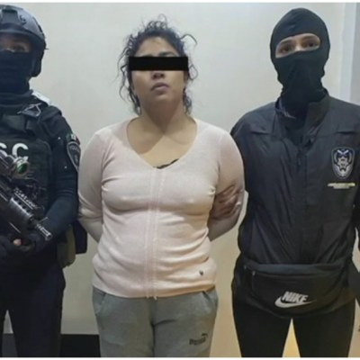 Imagen: Vinculan a proceso a la Princesa de Tláhuac, 24 de mayo de 2020 (Foro TV)