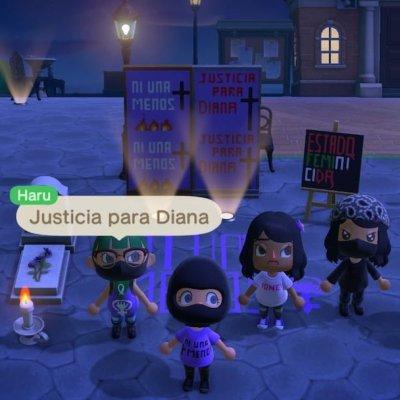 Para no romper la cuarentena, mujeres protestan en videojuego contra feminicidios