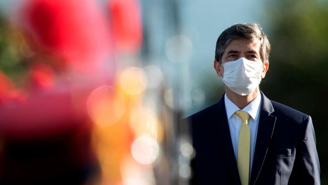 Foto: Renuncia el ministro de Salud de Brasil tras diferencias con Bolsonaro sobre coronavirus