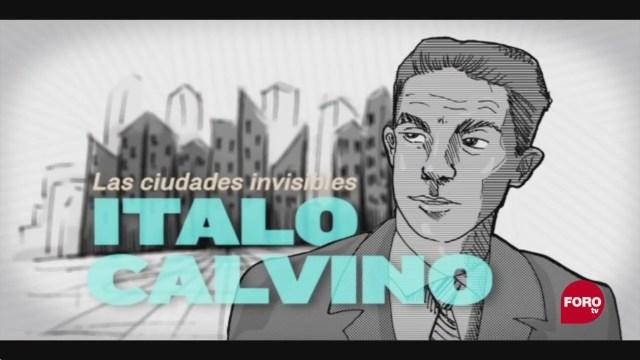 Foto: retomando a los clasicos italo calvino 06 Mayo 2020