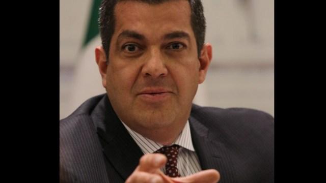 Ricardo Peralta, subsecretario de Gobernación, da positivo a coronavirus