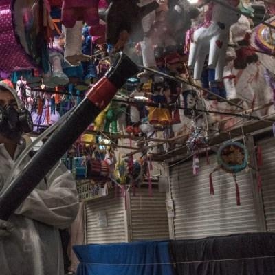 Mercado de Jamaica reabre tras dos semanas cerrado