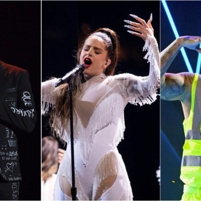 Maluma, Rosalía, Sebastián Yatra y todos los artistas del cartel oficial de 'Se agradece'