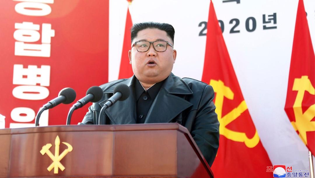 Foto: Senador de Corea del Sur asegura que Kim Jong-un está muerto
