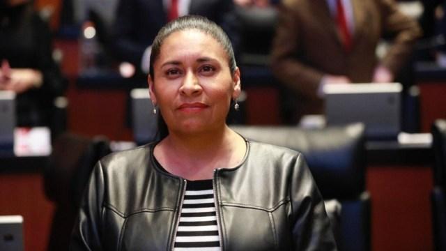 Senadora de Morena difunde video contra endeudamiento