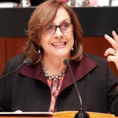 Senadora de Morena muestra su torso desnudo durante reunión virtual de trabajo