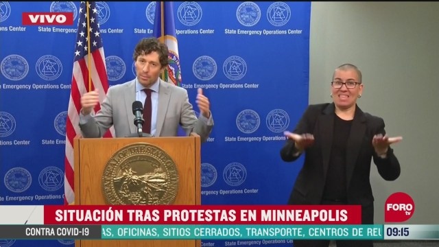 situacion actual en minneapolis tras protestas por muerte de afroamericano