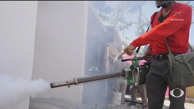 suman 3 mil 248 casos de dengue en mexico