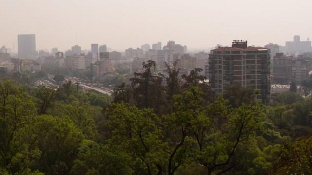 Termómetro registrará 31 grados en la CDMX; prevén lluvias aisladas