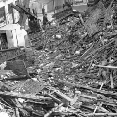 Se cumplen 60 años de terremoto de Valdivia, el más potente jamás registrado