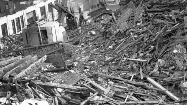 Se cumplen 60 años de terremoto de Valdivia
