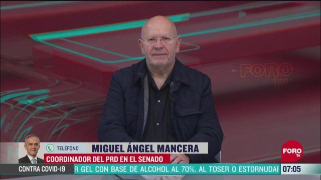 video entrevista completa con el senador miguel angel mancera en estrictamente personal