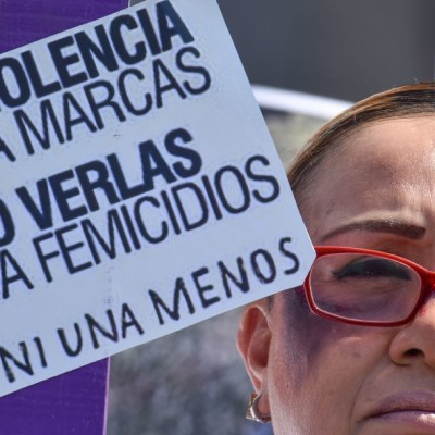 Feminicidio en México disminuye 10.25% en abril respecto a marzo de 2020: Durazo