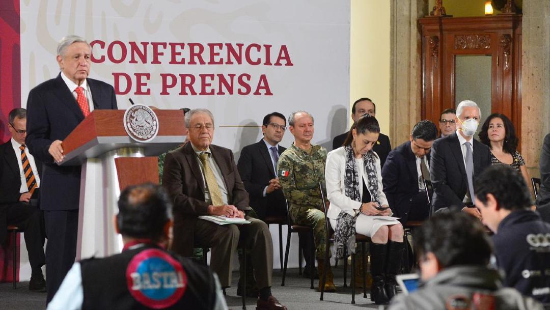 ALFREDO del mazo gobernador estado de mexico coronavirus