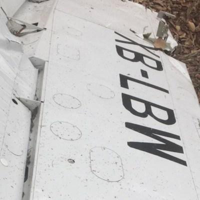 FOTO: Encuentran cuerpo de exalcalde de Aguascalientes muerto en accidente aéreo, el 06 de junio de 2020