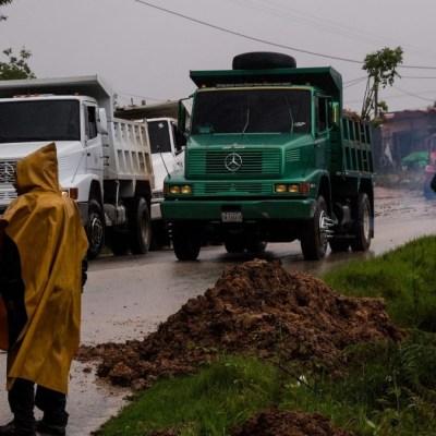 Tormenta tropical 'Cristóbal' deja un muerto en Chiapas