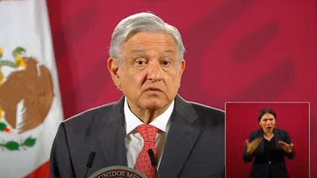 Foto: AMLO anuncia persecución contra 'fraude monumental' de facturas falsas