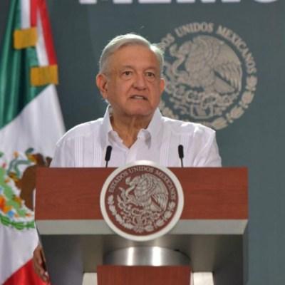 Conferencia del presidente Andrés Manuel López Obrador. (Foto: Cuartoscuro)