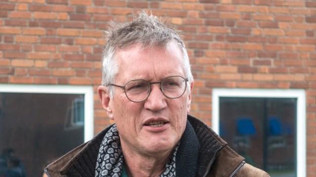 Anders Tegnell, epidemiólogo de Suecia
