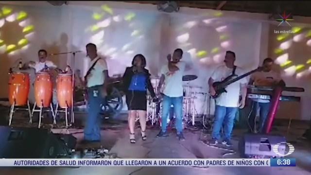 asesinan a seis personas durante concierto virtual en veracruz