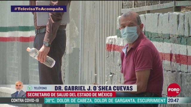 atencion a pacientes en emergencia sanitaria en edomex