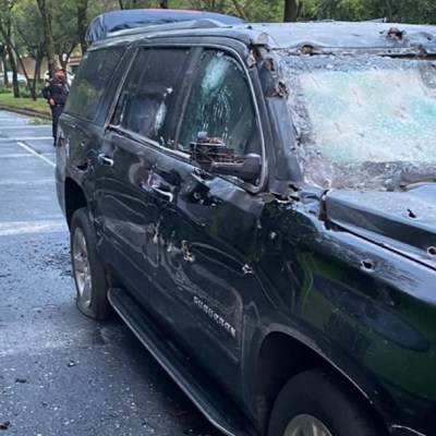 Fotos y videos: Atentado contra Omar García Harfuch en la CDMX