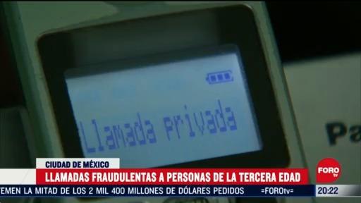 aumentan fraudes a personas de la tercera edad