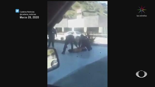 Tijuana investiga homicidio de hombre sometido por policías