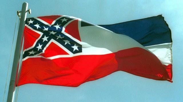 Misisipi eliminará emblema confederado de su bandera