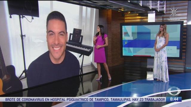 carlos rivera presenta video oficial de ya pasara
