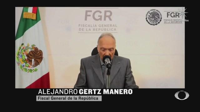 FOTO: 30 de junio 2020, caso ayotzinapa toma un nuevo rumbo gertz manero acaba con la verdad historica