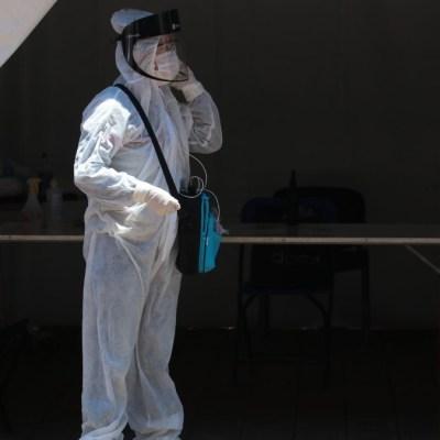 México suma 463 trabajadores de salud muertos por coronavirus