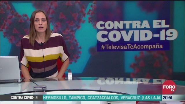 FOTO: 30 de junio 2020, contra el covid 19 televisateacompana segunda emision del 30 de junio de