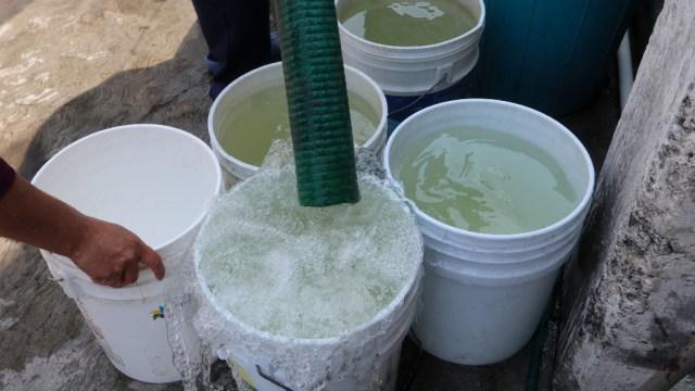 Foto: Estado de México presenta cortes de agua en 12 municipios, 5 de junio de 2020, (Cuartoscuro, archivo)